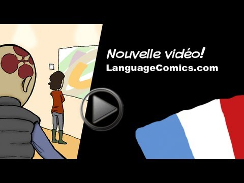 Comics in French ~ S4e6 - Tellement belle
