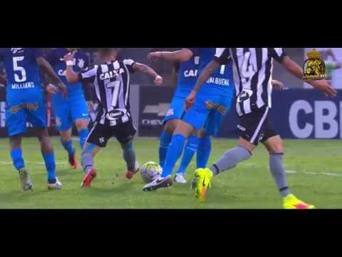 Botafogo 2 x 0 Corinthians Melhores Momentos • Brasileirão 2016 •