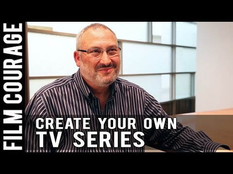 Create Your Own TV Series For The Internet - Ross Brown [FULL INTERVIEW]