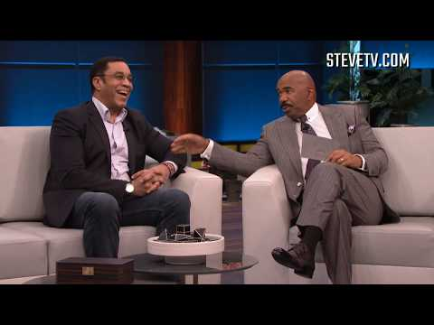Harry Lennix: I Wanted To Be The First Black Pope