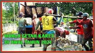 Download HARGA GETAH KARET BULAN JANUARI 2021