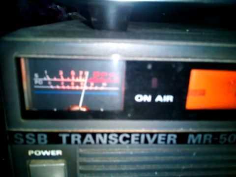 Test Antena Dae 11 MHz Di Rumah Bang Awi
