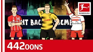 Guess Who's Right Back: Kimmich Or Piszczek?   World Cup Dream Team Rap Battle   Powered By 442oons