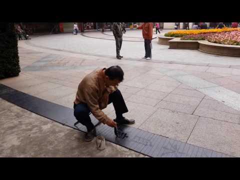 Unterwegs in China - Nanning