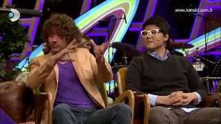 Chaby Han ve Manuel Reina Beyaz Show'a renk kattı!