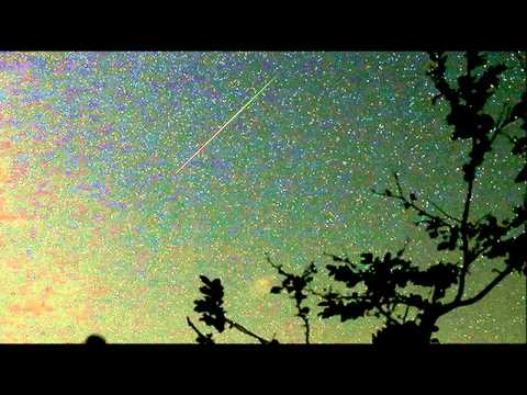 Perseid Meteor Shower to Light Up Skies Tonight