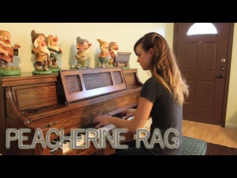 Peacherine Rag - Scott Joplin