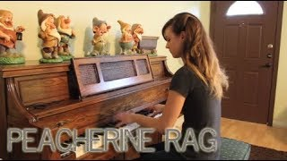 Peacherine Rag - Scott Joplin