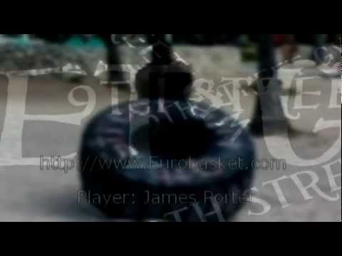"""Big Game"" James Porter 9th Street Gym Interview"