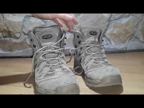 Ботинки Mil tec