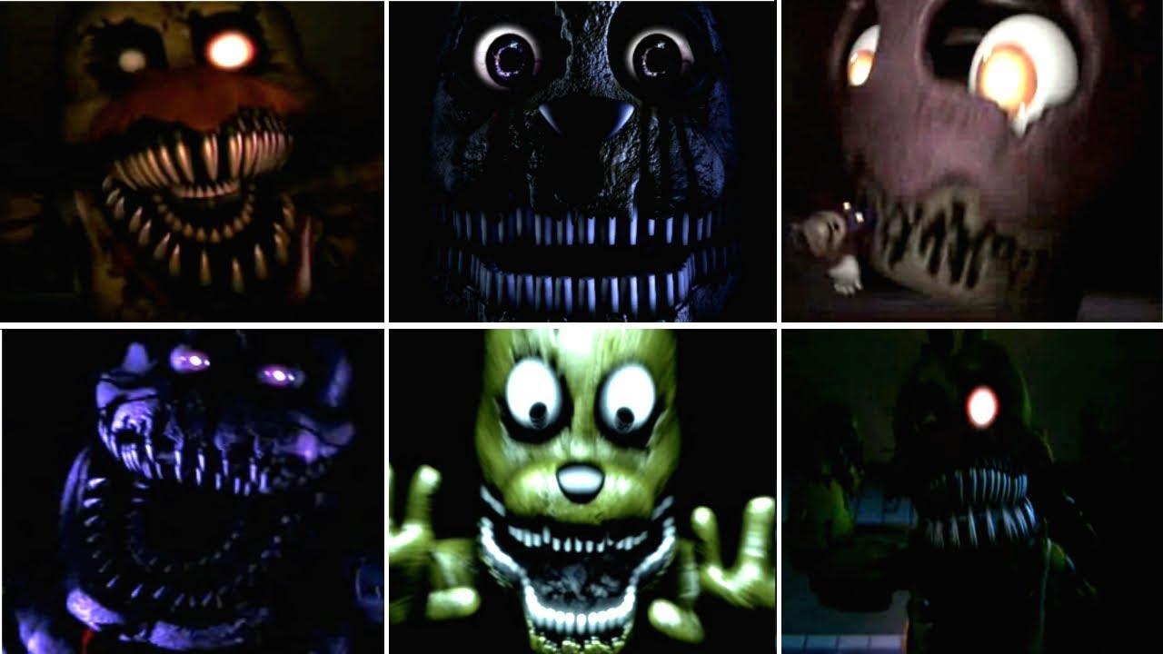 mario in animatronic horror download free