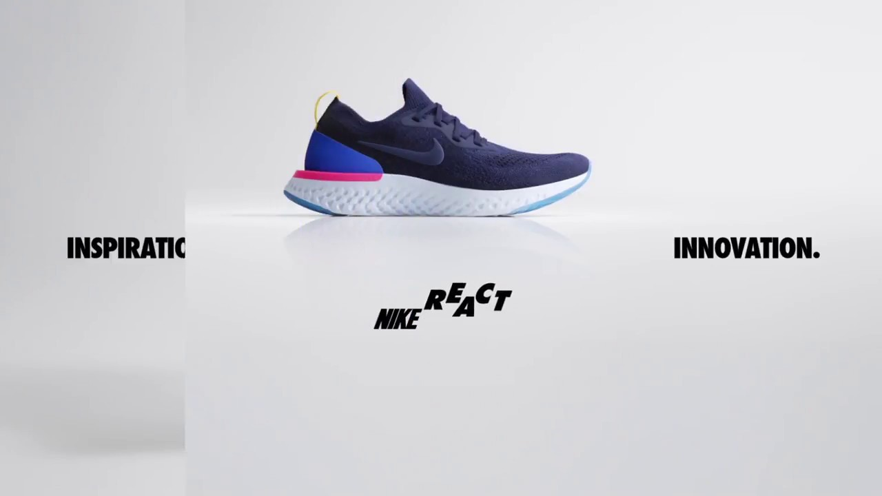 best authentic 30fd0 b59e4 czech nike epic react flyknit at intersport elverys fbd53 05bf4