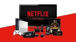 Netflix (Das Große Tutorial) Alles was du wissen musst