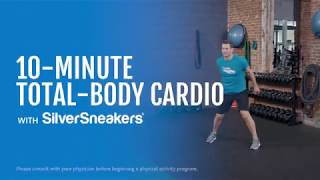 10-Minute Total-Body Cardio
