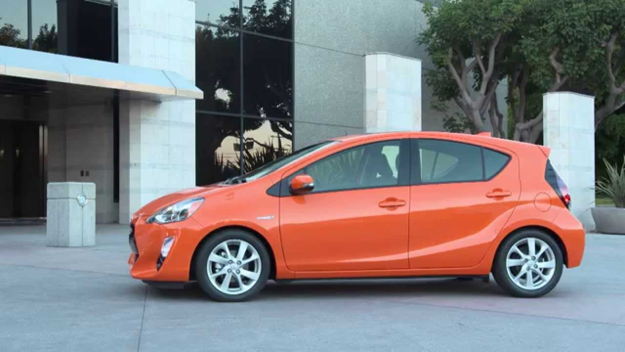 2015 toyota prius c facelift youtube. Black Bedroom Furniture Sets. Home Design Ideas