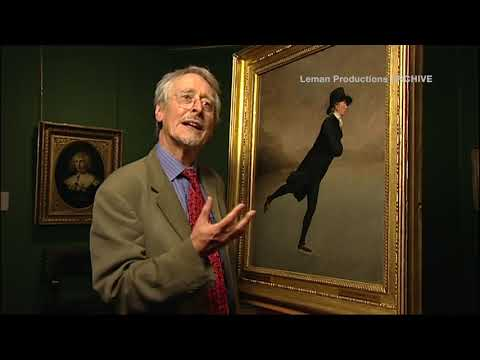 """WHO PAINTED THE SKATING MINISTER?"" BBC Arts documentary 2006"