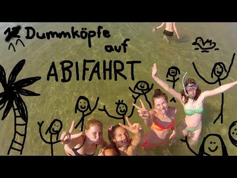 Unsere Abifahrt :D | Karaokebar und Baden gehen | Zauberponys