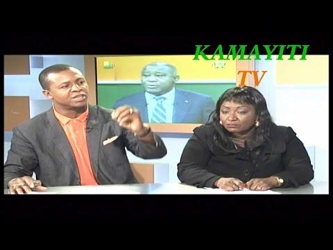 Election en cote d'ivoire, Brigitte Kuyo et Willy Bla affrontent le RHDP sur Telesud