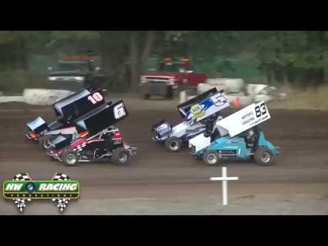 9 13 14 Cottage Grove Speedway 360 Sprints Trophy Dash