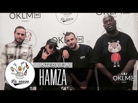 HAMZA – #LASAUCE SUR OKLM RADIO 26/10/17