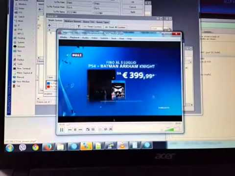How To Stream From Dreambox To IPTV Server And Transcoding To H.264/MPEG-4 AVC