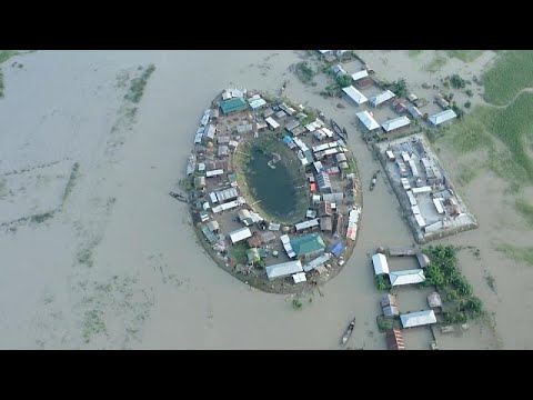 فيديو: شعب بنغلاديش بين مطرقة الفقر وسندان الفيضانات الكارثية    …  - نشر قبل 4 ساعة