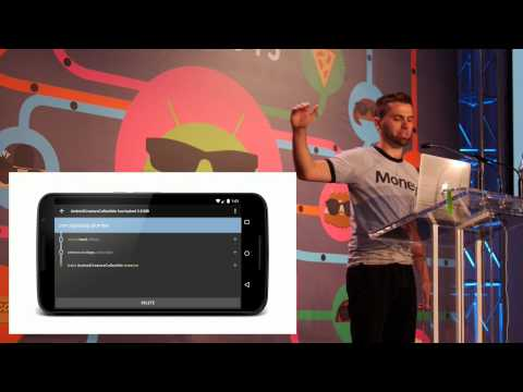 Droidcon NYC 2015 - Detect all memory leaks with LeakCanary!