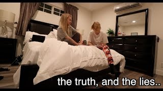 The Truth and the Lies.. Ft. Zoe Laverne