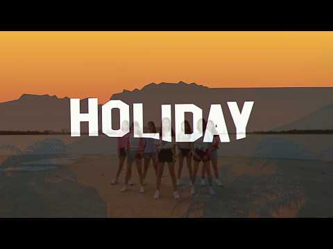 Girls' Generation 소녀시대 (SNSD) - Holiday Dance Cover 댄스 커버 영상 By BLOSSOMBLUE From LAOS