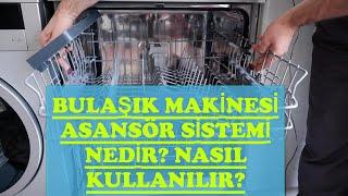 Bulaşık Makinesinin Sepet Ayarları Nasıl Yapılır?
