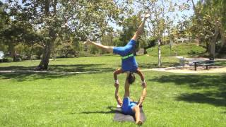 LivePristine - Glen Caulkins - AcroYoga