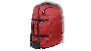 Сумка-чемодан на колесах Toursafe от PacSafe(Интернет-магазин сумок, чемоданов и рюкзаков - http://travel-secrets.ru/ Детальнее о товаре: Сумка-чемодан на колесах,..., 2016-02-22T12:51:41.000Z)
