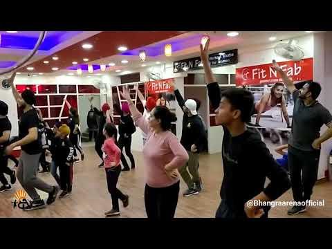 Bhangra Arena Academy || Yaar Bolda || Gitaz Bindrakhia