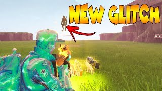 0% of People Know This GLITCH!!🤫🤐 (Scammer Get Scammed) In Fortnite Save The World