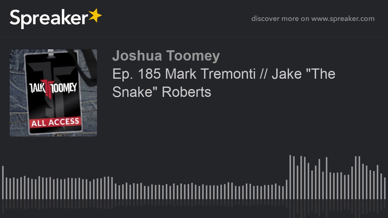 Ep  185 Mark Tremonti    Jake