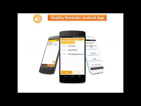 Your Personal Medication Reminder-Healthy Reminder Android App