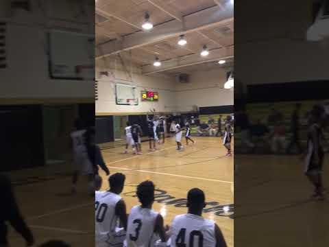 8th grade Opelika middle school star basketball player Grady Bynum