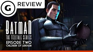 Batman: The Telltale Series Episode 2: Children of Arkham Review