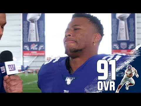 Players React to Their Madden 20 Ratings
