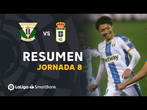Leganes Oviedo Goals And Highlights
