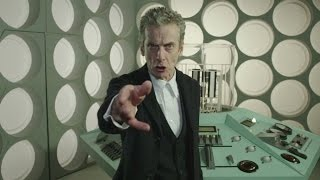 I Speak to You From the Final Days of Gallifrey - Doctor Who