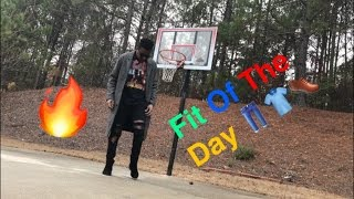 OUTFIT OF THE DAY VLOG 1.0 !!! 🚶🏾