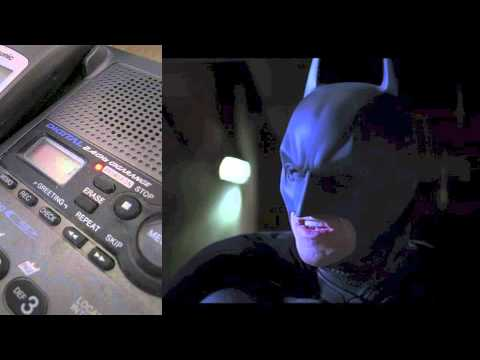 The Dark Knight Calls - Bachelor Party