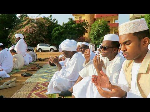 Eid at Sudan 🇸🇩 اروع تغطيه لعيد الفطر في السودان ٢٠١٧ #فلوقات_العيد
