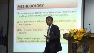 Research Paper Presentation, Sixth National IR Conference 2014