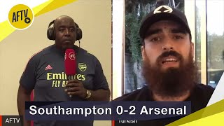 Southampton 0-2 Arsenal | It's Not A Turning Point, Arsenal are On a Roundabout! (Turkish Rant)|AFTV