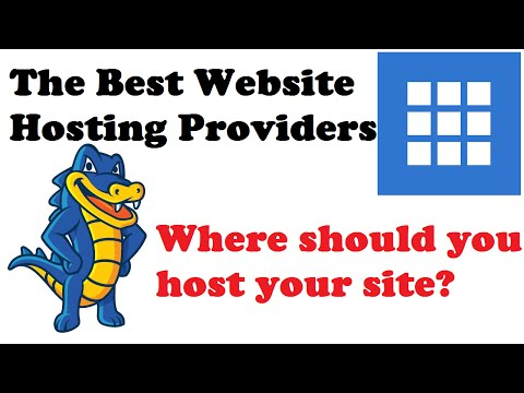 The Best Website Hosting 2017 - Wordpress Web Hosting