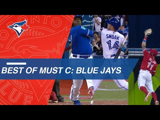 Must C: Top moments from Blue Jays 2018 season