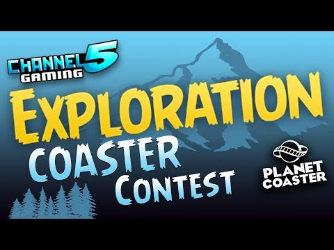 EXPLORATION COASTER CONTEST! Final Results - Contest Wrap-up #PlanetCoaster