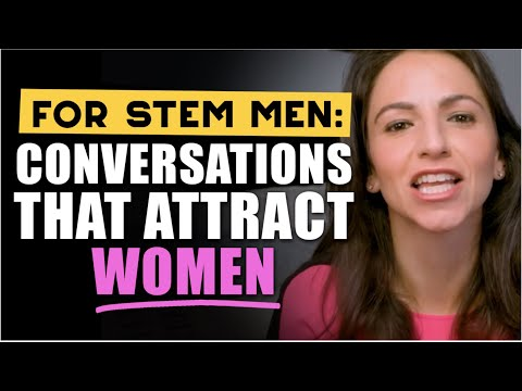 """5 Topics """"ALL"""" Women Love To Talk About That Build Attraction & How To Tell An Engaging Story"""
